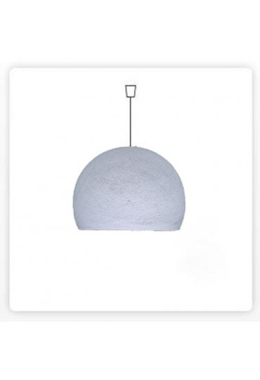 Cotton Open Lamp, 36 cm
