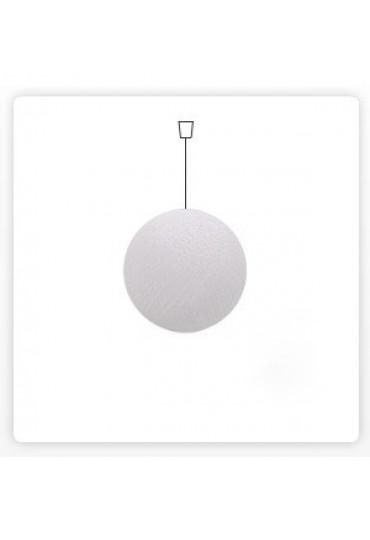 Cotton Ball Lamp,  41 cm