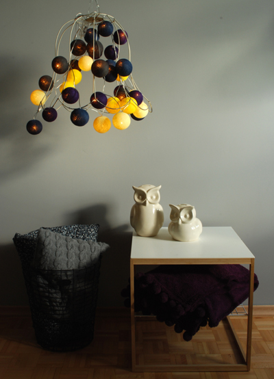 Cotton Ball Lights by pretty pleasure