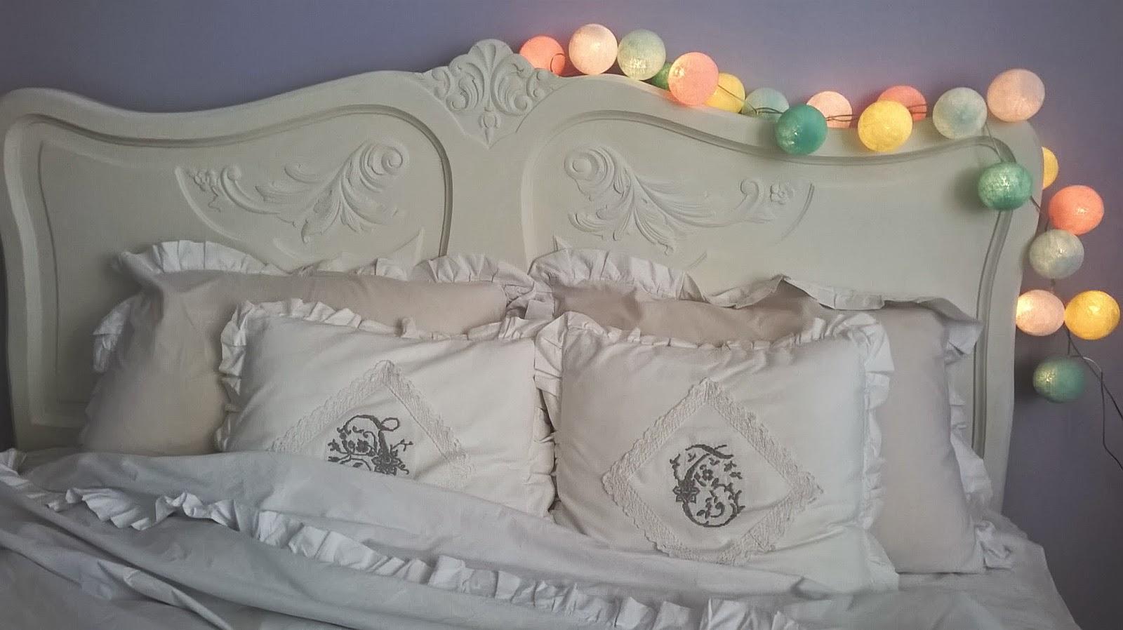 Spełnione marzenie o sypialni