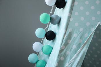 Zdjęcie: Cotton Ball Lights