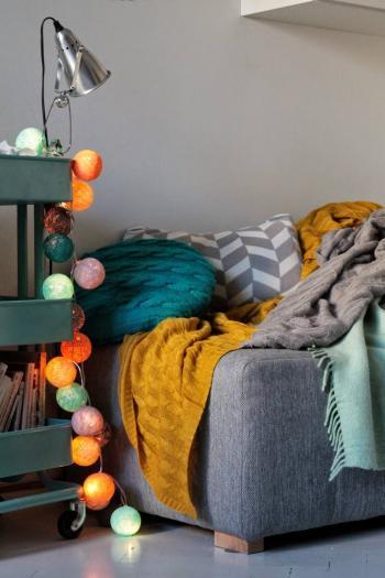 Zdjęcie Cotton Ball Lights