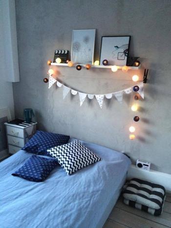 sypialnia Moniki
