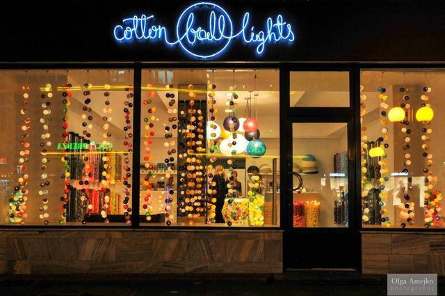 Cotton Ball Lights Warszawa